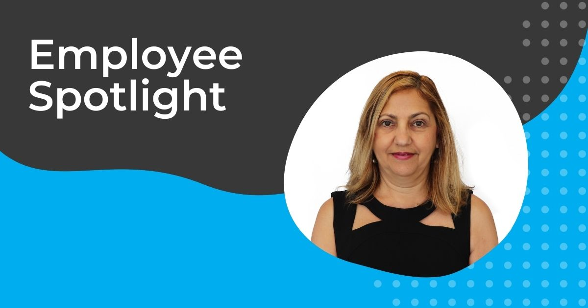 Employee Spotlight - Mary Hobson