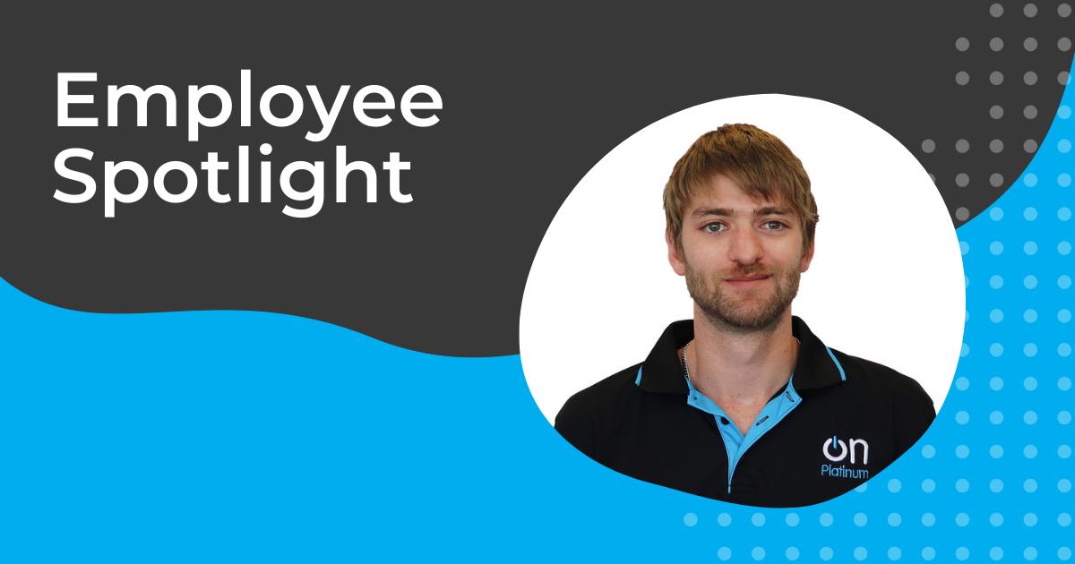 Employee Spotlight - Andrew Ryan